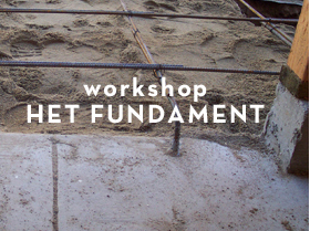 Blog van Irma van Zand: Try-out workshop Het Fundament